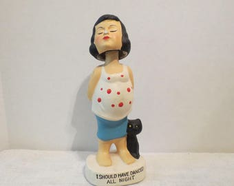 I Should Have Danced All Night, Bobblehead Woman