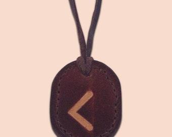 Rune Amulet Necklace - Kauno