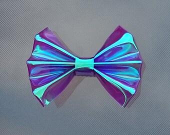 Aurora Bow - Purple