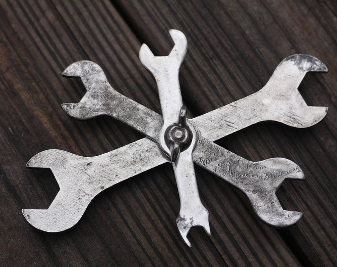 Vintage wrench set 3 pc