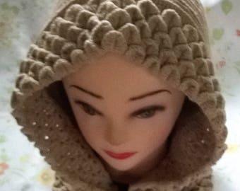 Crochet Neck Hood