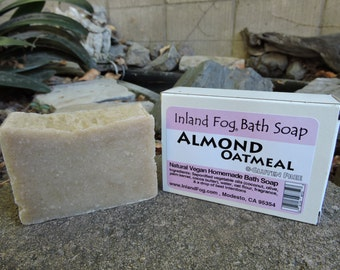 Natural Vegan Bar Soap