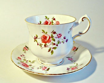 Tea Cup and Saucer Paragon Tea Cup and Saucer Teacup and Saucer  Tea Cup and Saucer Tea Cup Set Fragrance