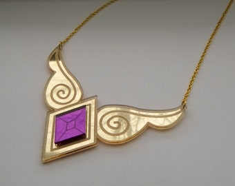 Rarity - Elements of Harmony: Generosity Cosplay Prop Necklace