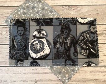 Reusable Dryer Sheets - Star Wars - No Waste