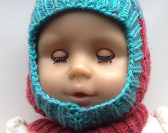 0-12 months -  Acrylic/Wool Balaclava