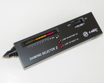 Electronic Diamond Tester