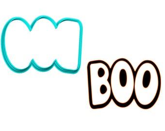 BOO Cookie Cutter