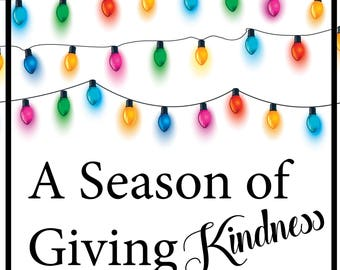 Christmas Lights: Random Acts of Kindness