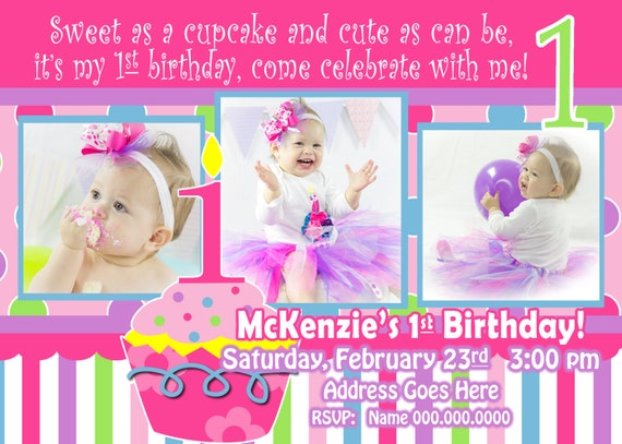Cupcake invitation cupcake invite hot pink black white leopard cupcake invitation cupcake invite hot pink black white leopard print 1st birthday party girl 1st birthday invitation cupcake birthday party bookmarktalkfo Choice Image