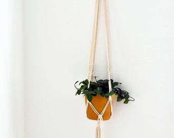 Macrame plant hanger, pot hanger, plant holder