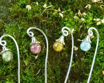 Pastel Fairy Lantern, Miniature Garden Accessory