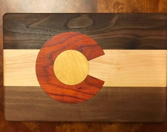 Colorado Cutting Board