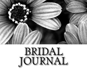 Bridal Journal Wedding Planner Notebook Engagement Gift Wedding Notebook