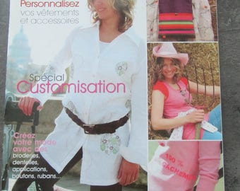 Magazine: Couture Fashion - fashion do-it-yourself - dated 2006