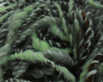 Euphème: art yarn handspun