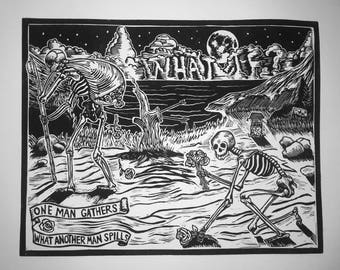 St Stephen- Grateful Dead Art