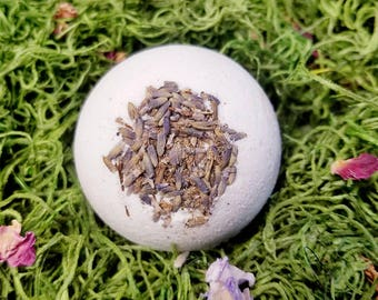 SEVEN MILE BEACH Spellbomb - Made with Organic Ingredients- Organic Bath Bomb - Triple Butter Formula - Aquatic - Relaxing - Aura Cleanse