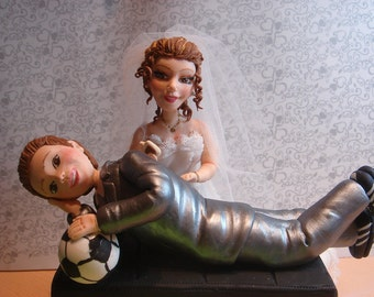 Figures for cold porcelain wedding cakes, custom, from...