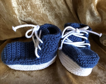 Cute first shoes for boys
