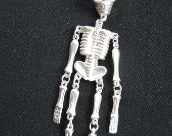 Funfair/Fairground skeleton