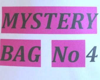 Mystery Bag of Luxury Undyed Yarns
