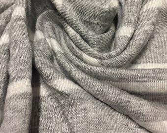 Stretch Rayon Span Jersey Knit 1-1/2 Yards