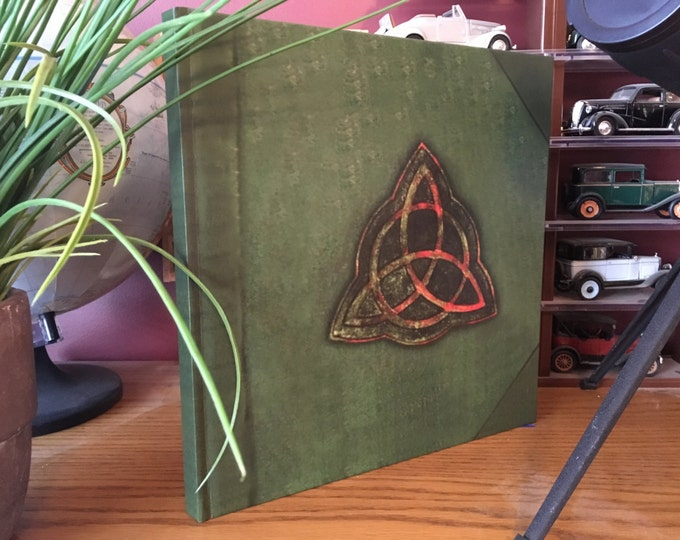 Featured listing image: Charmed Book of Shadows 10th Anniversary Edition