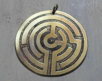"Pendant ""Labyrinth"""