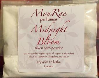 Midnight Bloom bath sample