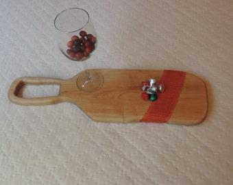 Maple Charcuterie Board, Wood cutting board, Cutting board