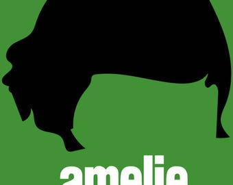 Amelie - movie print