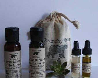 Travel Skin Care Set
