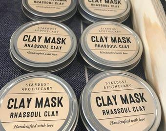 Rhassoul Clay Mask