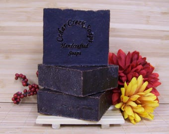 Vanilla Silk Soap Vanilla Silk Goats Milk Cold Processed Soap Vanilla Soap