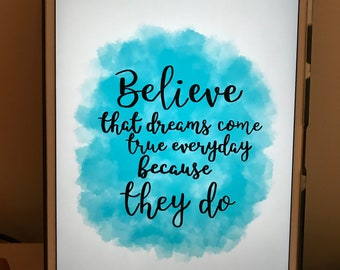 One Tree Hill- Believe That Dreams Come True Everyday