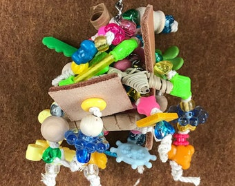 CLUSTER Bird Toy 8-AT1548