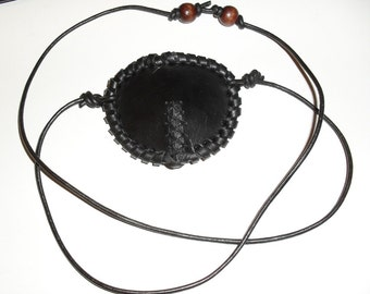 Pirate Leather Eyepatch