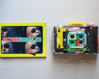 Lomography Action Sampler - Split lens fun camera