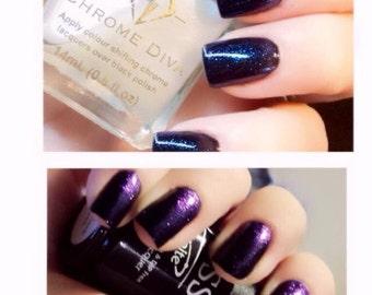 Violet Nebula