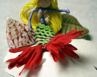 Mermaid Bendy Doll