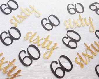 60th birthday Etsy