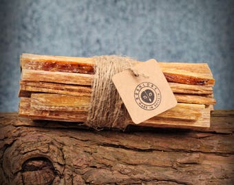 Fatwood Tinder Sticks - 500g Premium Maya Fatwood - Bushcraft,Survival, EDC & Camping