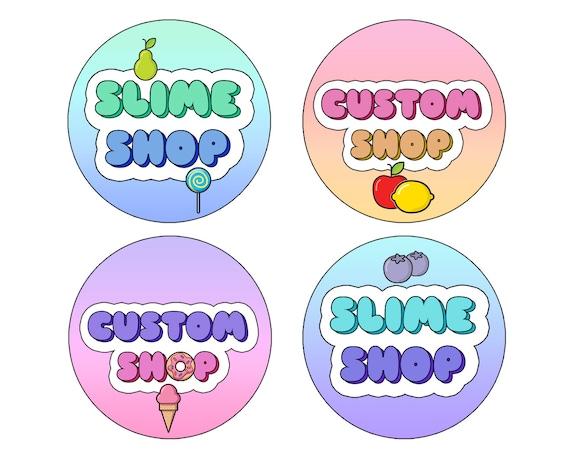 slime logo slime logo stickers logos for slime slime. Black Bedroom Furniture Sets. Home Design Ideas