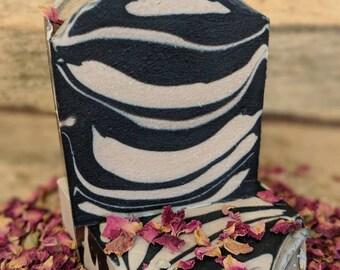 Vanilla Rosewood Goat Milk Soap