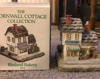 1991 Blisland Bakery Cornwall Cottage Collection