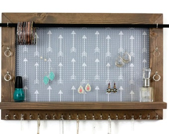 Wall Decor - Jewelry Holder