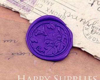 Buy 1 Get 1 Free - Wax Seal Stamp -1pcs Japanese Tradition Morning Glory Flower Metal Stamp/Wedding Wax Seal Stamp/Sealing Wax Stamp (WS482)