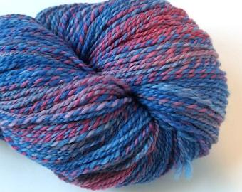 Grab the Old Bay - Original Fingering - SW Merino Nylon Hand-Dyed Yarn