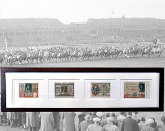 Irish Sweepstake Tickets, Ireland, Horses, Horse Racing, Sports Collectible, Gambling, Sports Memorabilia, Nurses, Hospital